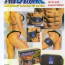 AB Gymnic Electronic Muscle Stimulator Workout Fitness