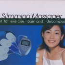 Weight Loss Muscle Massager Stimulation Fat Burning Anti-cellulite Toner