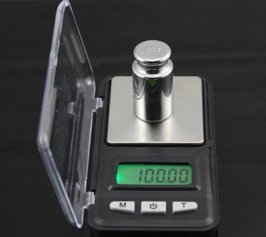 Mini Pocket Digital Scales Weight Balance Measure 0.01g