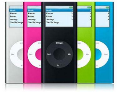 MP3 MP4 Player 8GB 4th Gen Music FM Radio Movie Ebook