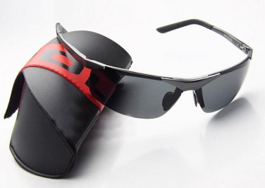 Men's Polarized Aluminum Magnesium Sport Sunglasses