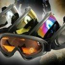 Snowboard Ski Sunglasses UV400 Polarized Goggles ATV Dirt Bike Motorcross