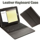 iPad 2 3 4 Leather Bluetooth Wireless Keyboard Case Tablet Cover Folio