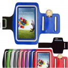 Galaxy S4 GT i9500 Neoprene Sports Armband Case Arm Band Cover Skin