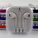 iPhone 4 5 Earphones Headphones Headset with Mic
