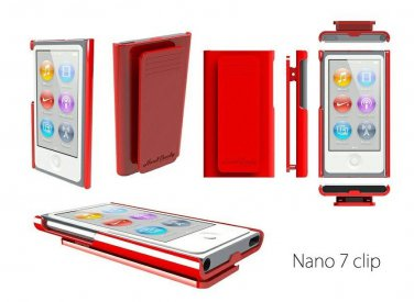 iPod Nano 7 Hard Candy Clip Case Cover Protector