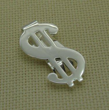 Lot 5 Cash Money Clips 925 Silver US Dollar Money Clip