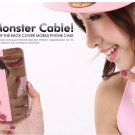 Galaxy Mega 6.3 i9200 Magic Mirror Flip Case Phone Cover Stand