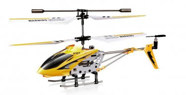 Gyro RC Helicopter Drone Remote Radio Control Toy Plane 22cm