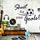 Fifa World Cup Soccer Football Decal Home Decor Wall Sticker Poster