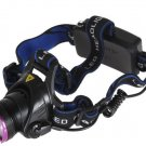 High Powered Headlamp LED Light 2000LM CREE Cave Camping Hiking Cycling