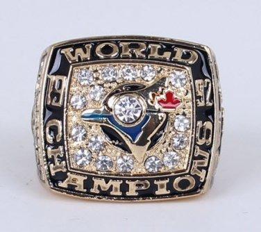 World Series 1992 Champion Toronto Blue Jays Championship Ring Baseball Souvenir