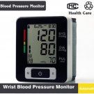 Digital Blood Pressure Monitor Sphygmomanometer Heart Rate Meter