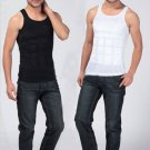 Men's Compression Tank Top Instant Abs T Shirt Undergarment
