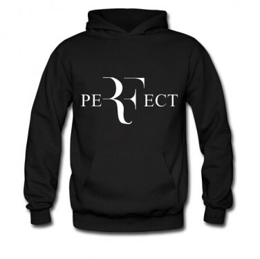 Roger Federer Perfect Hoodie Sweater Tennis Pullover