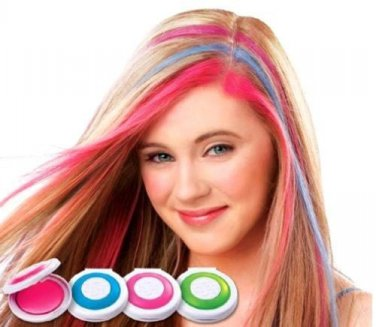 Hair Highlights Instantly Huez 4pc Color Set