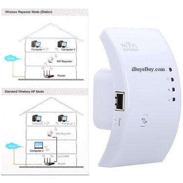 Wifi Internet Router Signal Booster 802.11N/B/G Wireless
