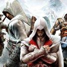 Assassins Creed 4 Black Flag Edward Kenna Haytham Kenway Action Figure
