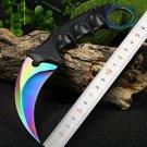 Tactical CS GO Talon Claw Knife Hunting Knives