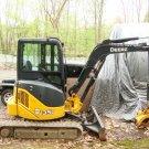 35D John Deere Mini Excavator