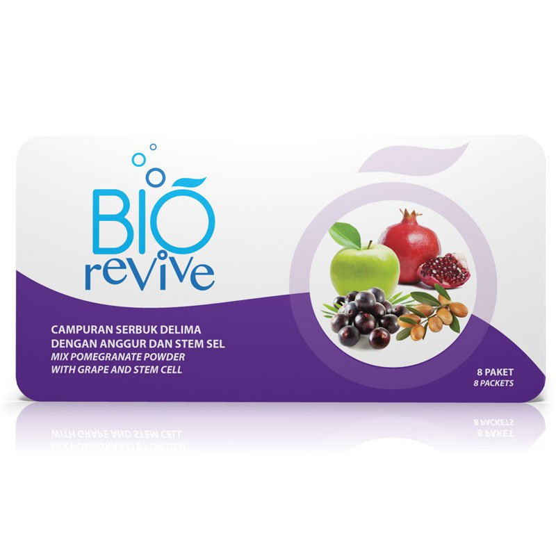 Energy and Vitality Drink with Plant Stem Cell