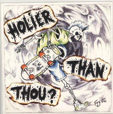 Holier Than Thou?
