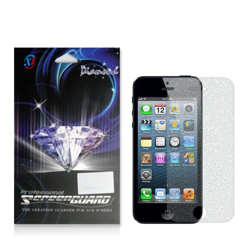 Diamond Screen Protector Film For Apple iPhone 5C (2-Pack)