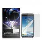 Diamond Screen Protector Film For Samsung Galaxy Note 2 II GT-N7100 N7100 (2-Pack)