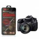 Real 9H Tempered Glass Screen Protector for Canon EOS 70D Digital SLR Camera
