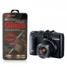 Real 9H Tempered Glass Screen Protector for Canon Powershot G16 Camera