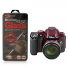 Real 9H Tempered Glass Screen Protector for Nikon Coolpix P520 Digital Camera