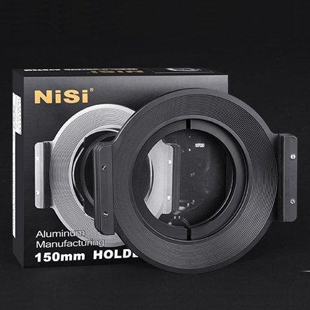 NiSi 150mm Square Filter Holder System for Canon EF 14mm f/2.8L II USM