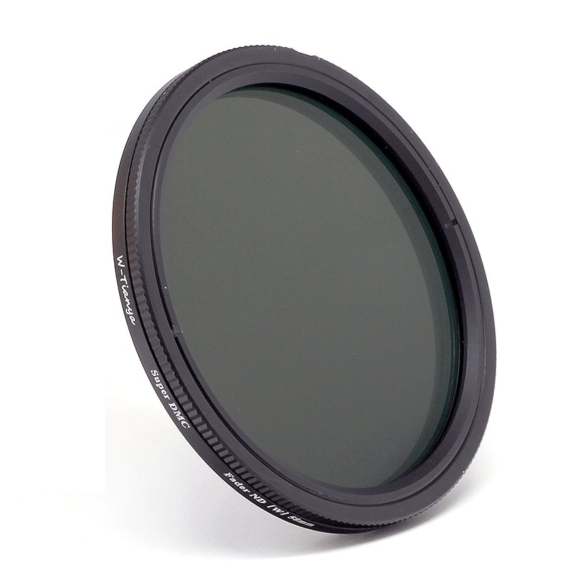 WTIANYA 52mm Ultra Slim ND2-400 Variable Neutral Density Fader ND Filter ND2 to ND400