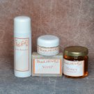Set Package Price: w/120 ml Toner, 15g cream, Honey Mask, Oatmeal Soap
