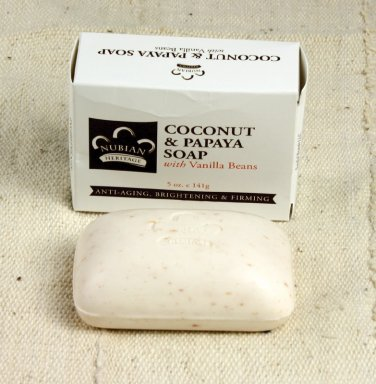 African Black Soap With Shea Butter - 5 oz.