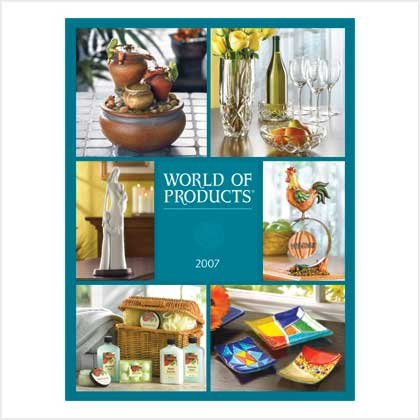 World Of Products Fall Catelog