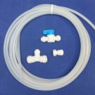 Refrigerator Connection and Ice Maker Kit for Reverse Osmosis Water Systems 3/8""