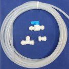 Refrigerator Connection and Ice Maker Kit for Reverse Osmosis Water Systems 1/4""