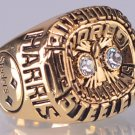 1975 Pittsburgh Steelers ring super bowl championship ring size 11 US