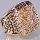 1998 Denver Broncos super bowl championship ring size 11 US