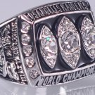 1983 Los angeles Raiders super bowl championship ring size 11 US