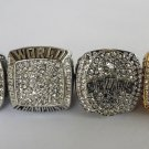 A set San Antonio Spurs Basketball Championship ring replica size 10 US