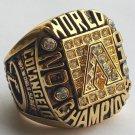 2001 Arizona Diamondbacks Baseball championship ring size 11 US