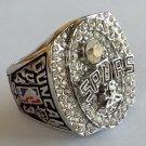 2005 San Antonio Spurs Basketball Championship ring replica size 10 US