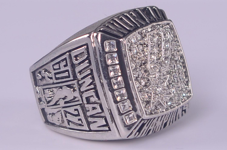 Spurs Championship Ring Replica