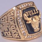 1991 Chicago Bulls Basketball Championship ring replica size 10 US