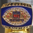 "2007 Hamburg Sea Devils NFL Europe ""World Bowl"" Champions ring size 11 US"
