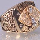 2002 Tampa Bay Bucaneers super bowl championship ring size 11 US