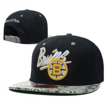 Boston Bruins NHL Hat adjustable cap 004