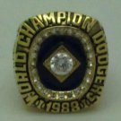 1988 Los Angeles Dodgers Baseball championship ring MLB ring size 11 US